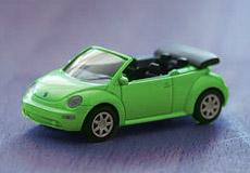 ALT: Modellauto symbolisch