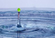 ALT: Wassertropfen
