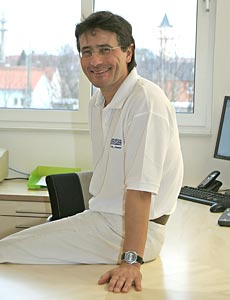 ALT: Chirurg Dr. Manfred Zimny, Praxisklinik, Hebbelstr. 14 A, 94315 Straubing, Niederbayern